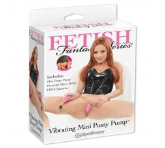 VIBRATING MINI PUSSY PUMP