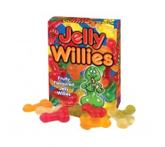 GOMAS EM FORMA DE PÉNIS JELLY WILLIES