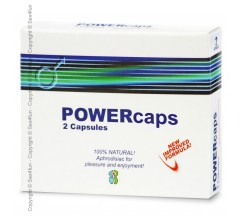 POWERCAPS 2 CAPSULES