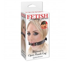 MORDAÇA BEGINNERS OPEN MOUTH GAG FETISH FANTASY SERIES