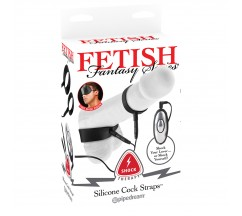 FETISH FANTASY SHOCK THERAPY SILICONE COCK STRAPS