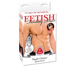 FETISH FANTASY NIPPLE CLAMPS SHOCK THERAPY