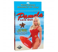MUÑECA INFLABLE PAMELA LOVE DOLL