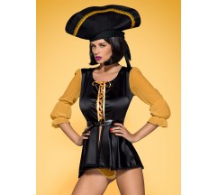 OBSESSIVE PIRATE SET COSTUME