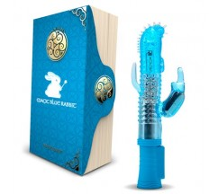 MAGIC TALES VIBRATOR MAGIC BLUE RABBIT