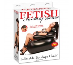 SOFÁ DE BONDAGE INSUFLÁVEL FETISH FANTASY SERIES INFLATABLE BONDAGE CHAIR