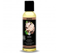 SHUNGA ORGANICA KISSABLE MASSAGE OIL CHOCOLATE 60ML
