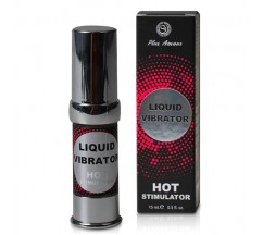 GEL LIQUID VIBRATOR HOT 15ML