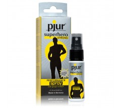 SPRAY RETARDANTE PJUR SUPERHERO STRONG 20ML