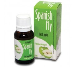 SPANISH FLY FRESH APPLE DROPS 15ML