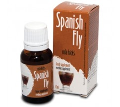 SPANISH FLY COLA KICKS DROPS 15ML