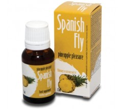 SPANISH FLY PINEAPPLE PLEASURE DROPS 15ML