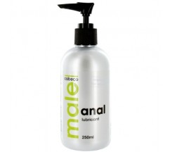 LUBRICANTE DE BASE ACUOSA MALE ANAL 250ML