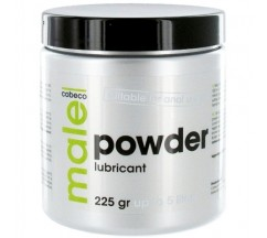 MALE POWDER WATER BASED LUBRICANT 225GR