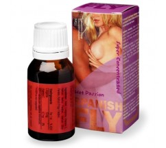 GOTAS SPANISH FLY HOT PASSION 15ML