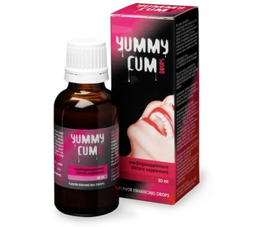 GOTAS YUMMY CUM 30ML
