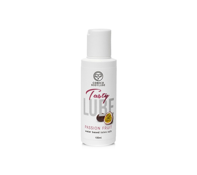 TASTY LUBE PASSION FRUIT LUBRICANT 100ML