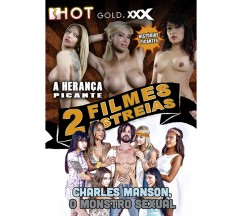 2 FILMS THE SPICY HERITAGE + CHARLES MANSON, THE SEX MONSTER
