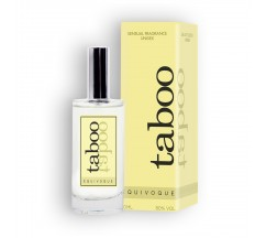 TABOO EQUIVOQUE PARFUM FOR THEM 50ML