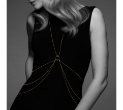 BODY CHAIN 8 THE MAGNIFIQUE COLLECTION BIJOUX INDISCRETS DOURADO