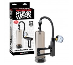BOMBA PARA EL PENE PUMP WORX PISTOL-GRIP POWER PUMP