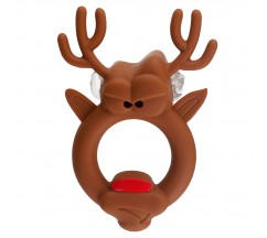 ANEL VIBRATÓRIO RUDOLPH THE RED NOSED REINDEER