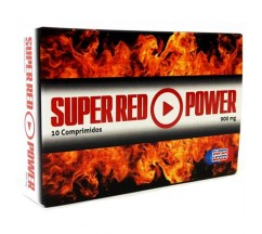 Super Red Power 10 unidades