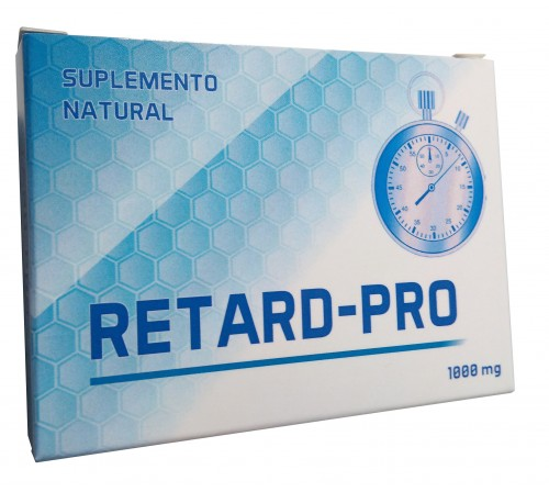 Retard Pro - 10 comprimidos