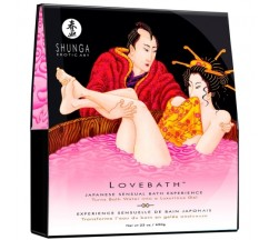 SALES DE BAÑO SHUNGA LOVE BATH DRAGON FRUIT 650GR