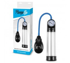 PRESSURE TOUCH AUTOMATIC PENIS PUMP WITH CLEAR