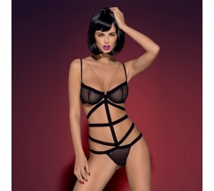BODY BONDY TEDDY OBSESSIVE PRETO