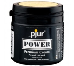 LUBRIFICANTE PJUR POWER PREMIUM CREAM 150ML