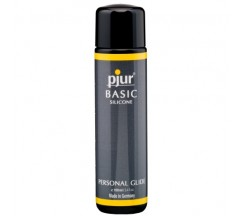 PJUR BASIC PERSONAL GLIDE SILICONE BASED LUBRICANT 100ML