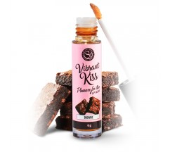LIP GLOSS DE BROWNIE VIBRANT KISS 6GR