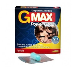 G-MAX Power Caps 1 cápsula