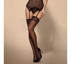 OBSESSIVE 817-STO THIGH HIGHS