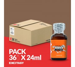 PACK WITH 36 IRON HORSE 24ML