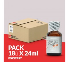 PACK WITH 18 JUNGLE JUICE PLUS 24ML