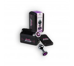 PLUG ANAL S ROXO SECRET PLEASURE SECRET PLAY