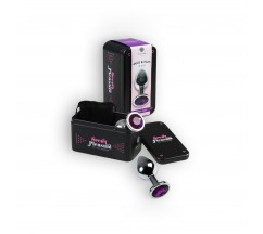 PLUG ANAL M ROXO SECRET PLEASURE SECRET PLAY