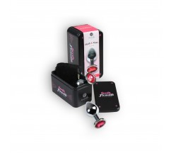 PLUG ANAL M FÚCSIA SECRET PLEASURE SECRET PLAY