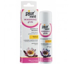 PJUR MED WARMING GLIDE 100 ML