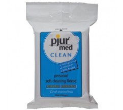 25 PJUR MED CLEAN FLEECE