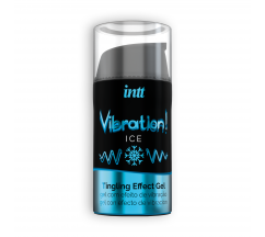 GEL COM VIBRAÇÃO VIBRATION ICE INTT 15ML