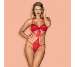 OBSESSIVE GIFTELLA TEDDY RED