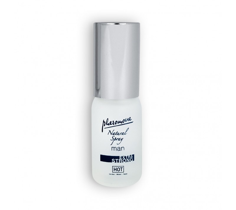 PERFUME CON FEROMONAS NATURAL SPRAY MAN EXTRA FUERTE 10ML