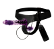 HARNESS ATTRACTION RODNEY DOBLE PENETRACIÓN VIBRADOR 18 X 3.5CM