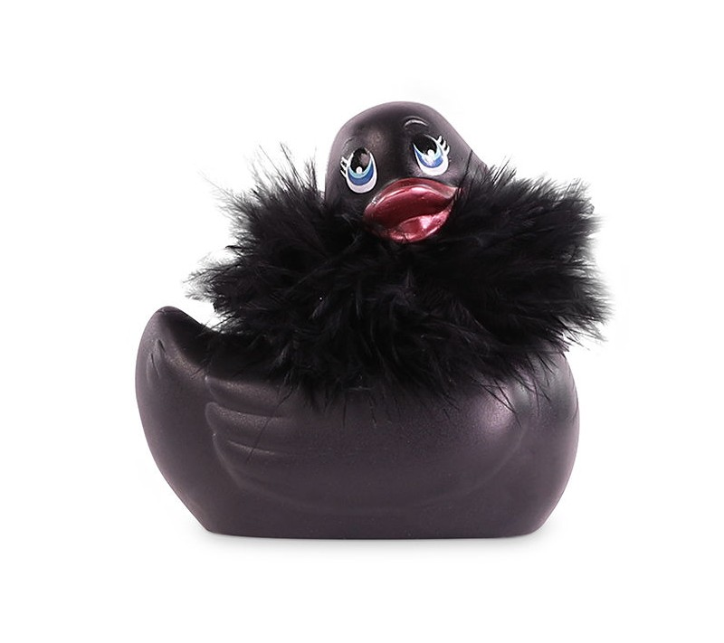 I RUB MY DUCKIE 2.0 PARIS (PRETO)