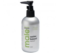 LUBRICANTE DE BASE ACUOSA MALE 250ML