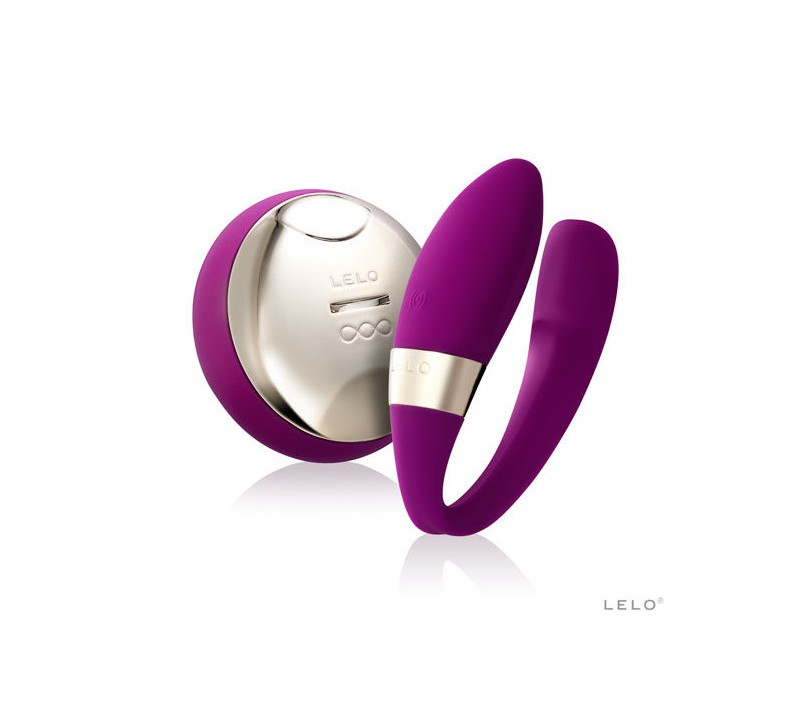 LELO INSIGNIA TIANI 2 DEEP ROSE MASSAGER